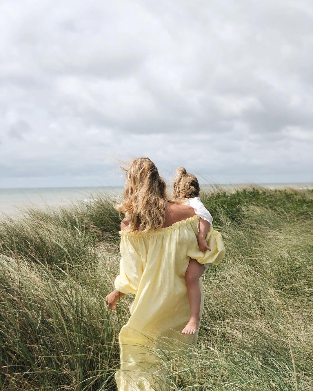 Loungewear Dress In Lemon Sleeper Lounge Wear Life Pictures Summer Dresses [ 1350 x 1080 Pixel ]