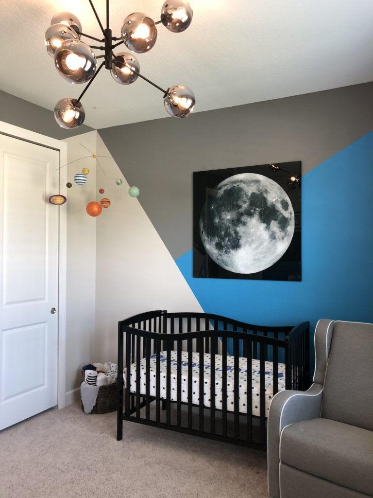 Be Amazed By This Home Trend Http Www Homedesignideas Eu Homedesignideas Interiordesign Home Space Themed Room Space Themed Bedroom Space Themed Nursery