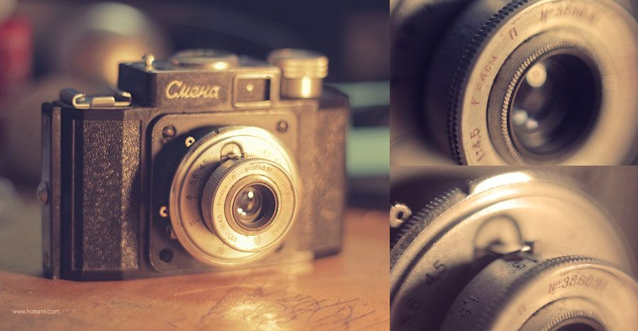 Vintage CMEHA Camera by hotamr.deviantart.com on @deviantART