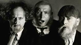 The Three Stooges Go To Heaven ~ Anthony Balducci's Journal