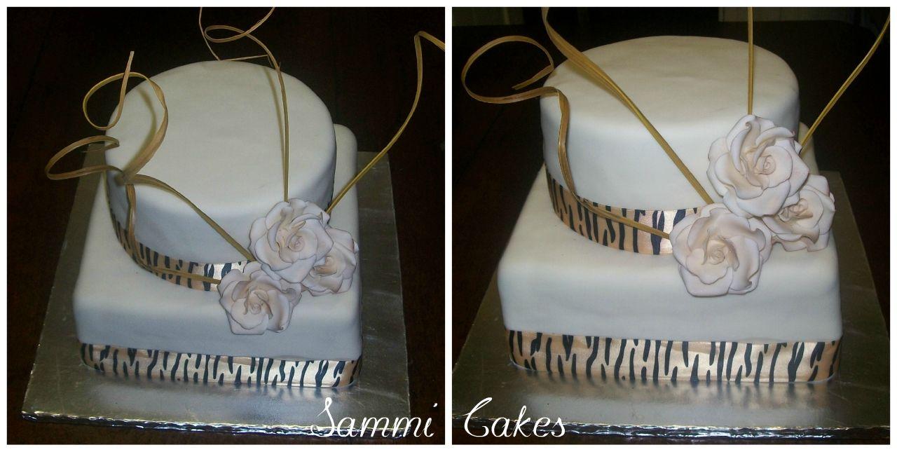 Traditional Xhosa wedding cake