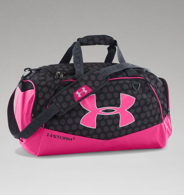 Sacs Under Armour roses fille AZlyUX