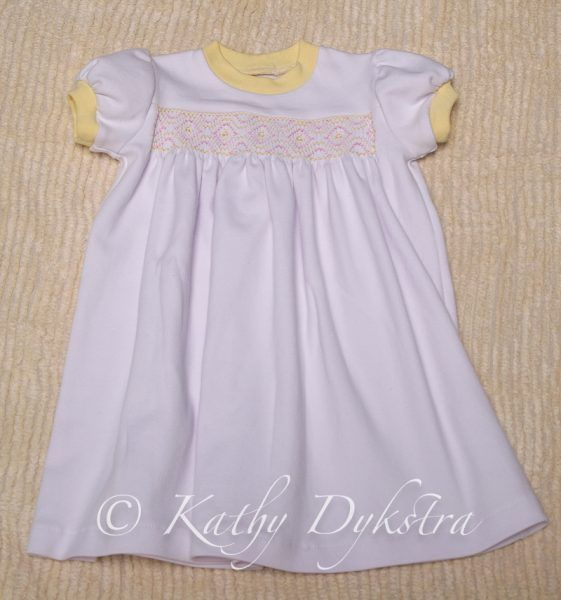 Smocked Knit Nightgowns! | Sewing Adventures….. | Smocking ...