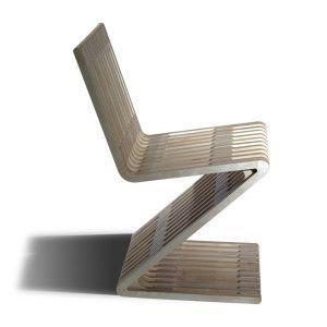 Mbel Link Modern Furniture Zag Zig Chair cadeiras design