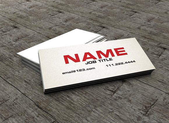 The Slim Business Card Calling Card Pinterest Calling Cards