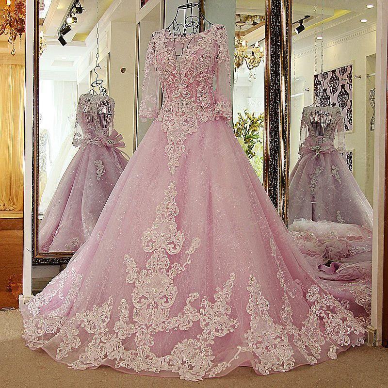 LS587001 Pageant Dresses for Women Dubai Long Evening Dress Glitter ...