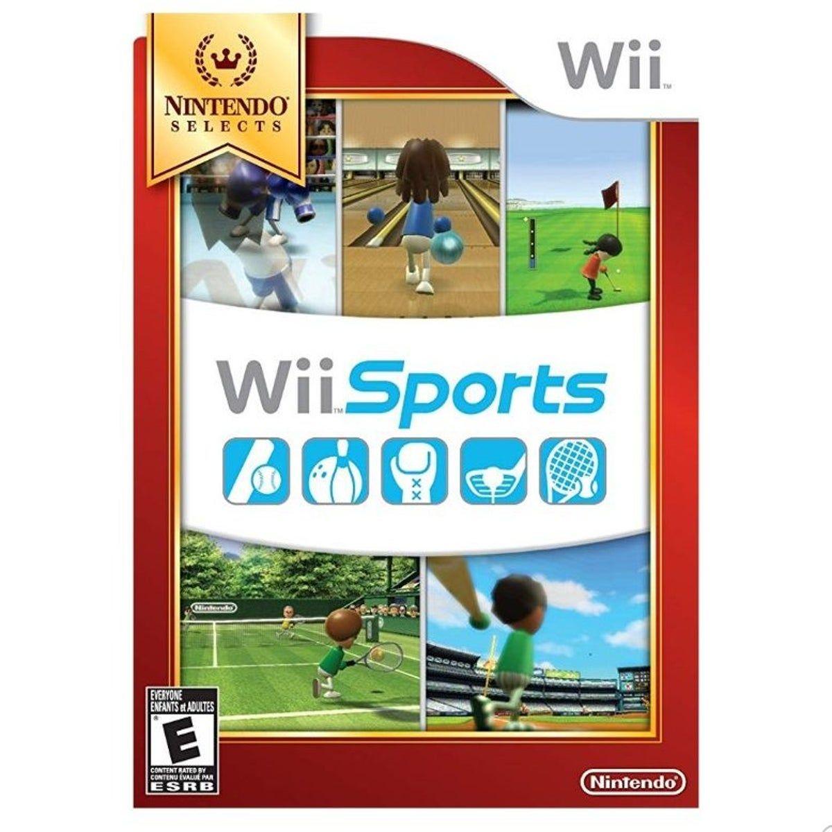 ☆EUC 9/10 Nintendo Wii Sports☆ in 2020 Wii sports, Wii