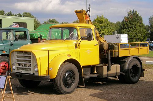 1963 Daf T15 Daf Museum Weekend 2013 Old Trucks Classic Trucks Heavy Truck