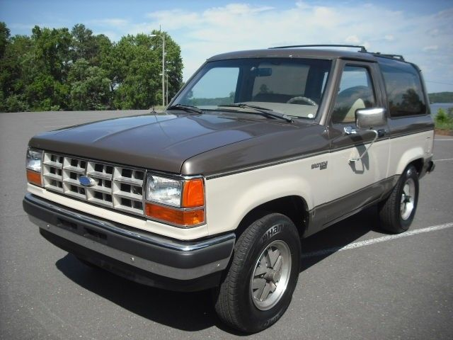 Fantastic 1989 Ford Bronco Ii 4Wd Mycars Ford Bronco Ii Ford Gamerscity Chair Design For Home Gamerscityorg