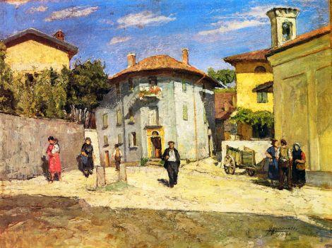 Il poeta delle betulle. Il paesaggio nell'arte di Gigi Comolli - LaBissa.com