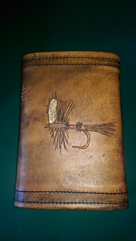 Fly Fishing Journal By Thomasbespoke On Etsy Fly Fishing Fly Fishing Gear Best Fishing