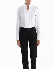 última tecnología 2019 original precio loco Camisa de mujer Van Laack - Mujer - Blusas y Tops - El Corte ...