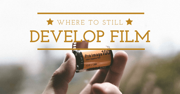 Where Can You Still Develop Film Cannisters Rolls Film Development Film Roll
