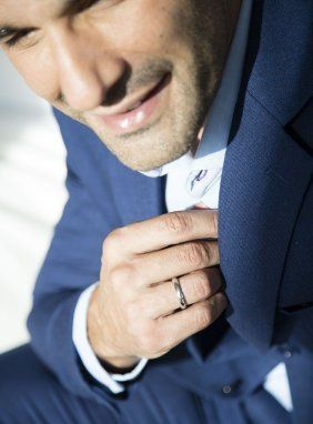 Iridium Rings | AMERICAN ELEMENTS ® | Iridium ring, Rings ...
