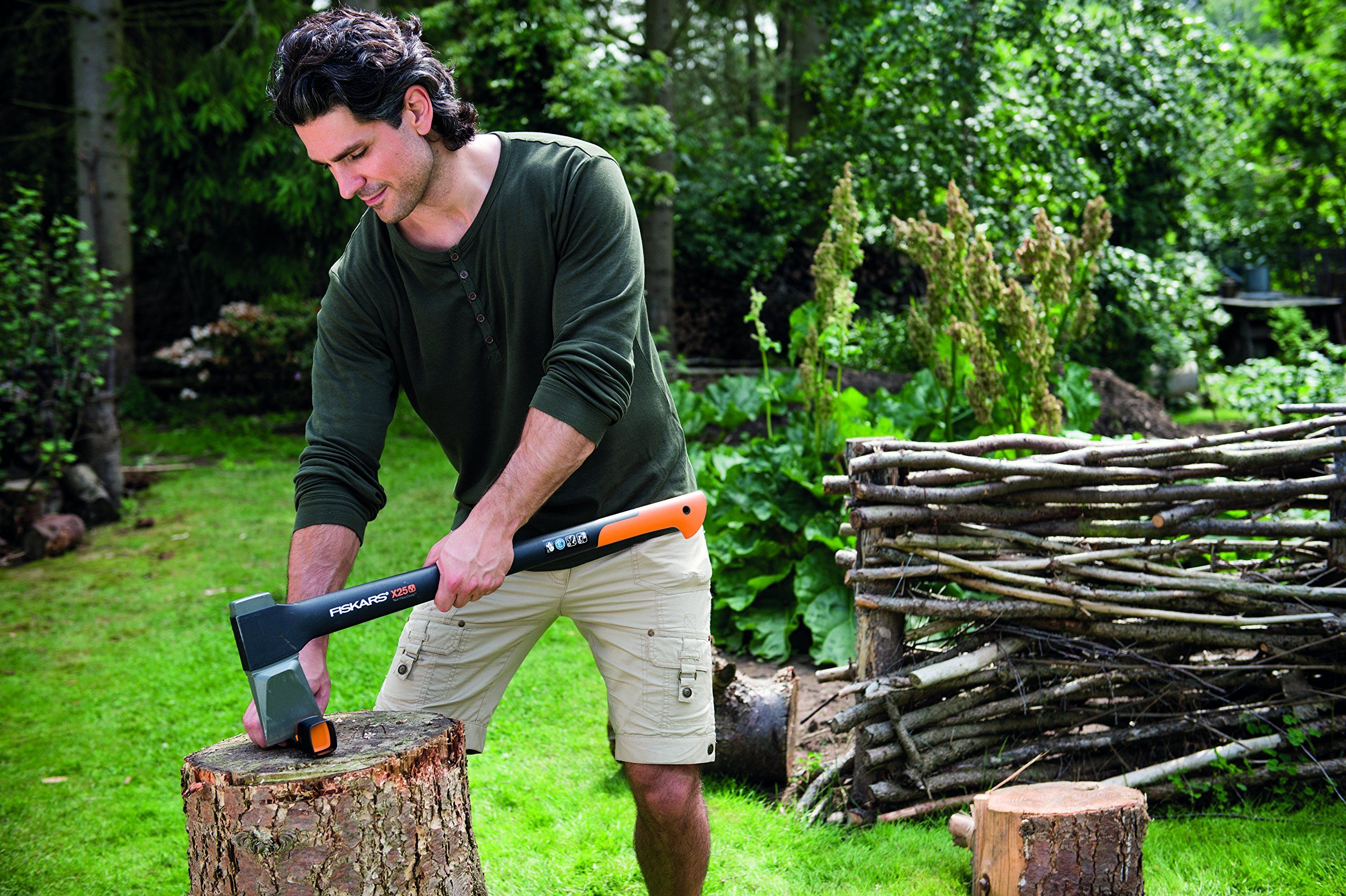 Fiskars Axe And Knife Sharpener ** Continue to the product