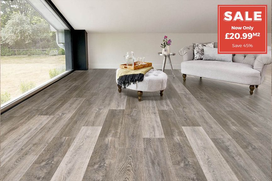Aqualock 12mm Laminate Flooring Earl Grey Oak Laminate Flooring Grey Oak Flooring