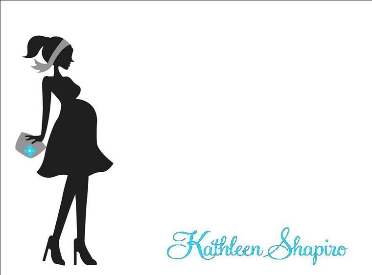 pregnant mom silhouette clip art clipart free clipart bundle of rh pinterest com