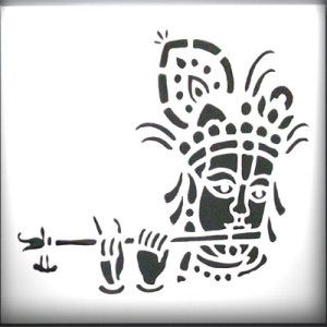 Flute Clipart - Lord Krishna Flute Png - 640x480 PNG Download - PNGkit