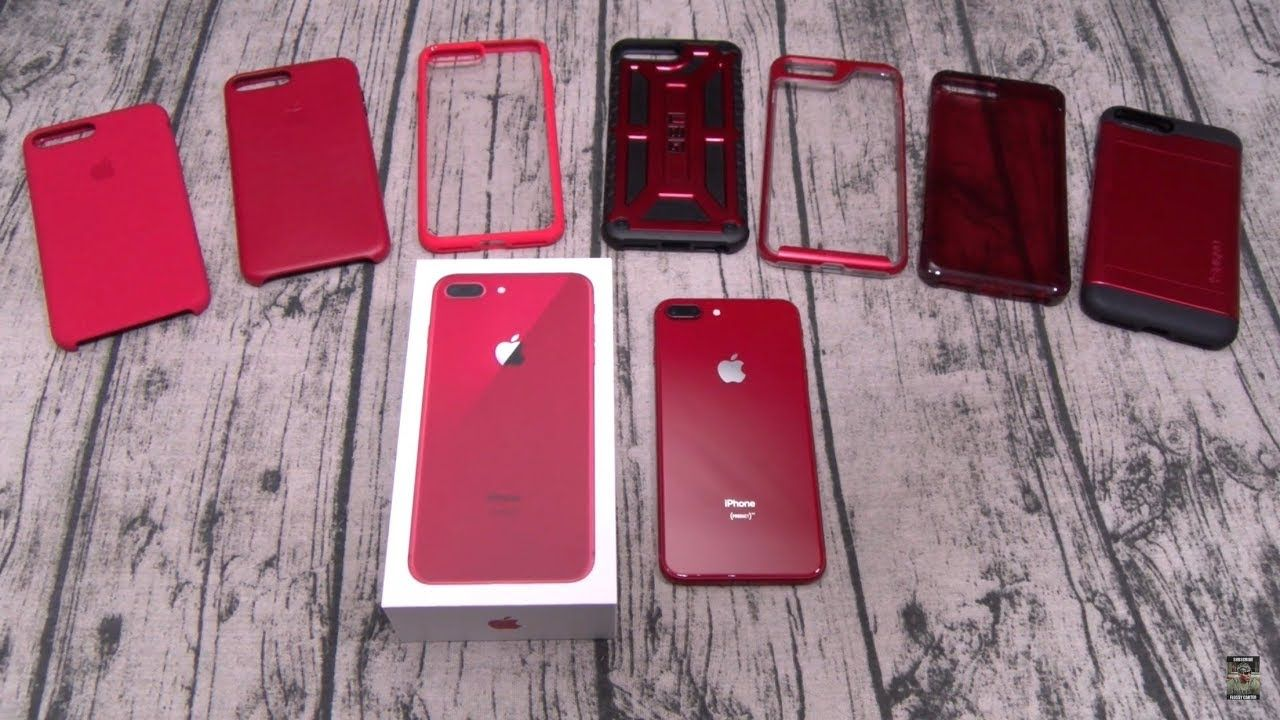 Iphone 8 Plus Product Red Unboxing And Must Have Accessories Iphone 8 Plus Product Red Unboxing And Must Have Accessories Buy It Iphone Iphone 8 Plus Iphone 8
