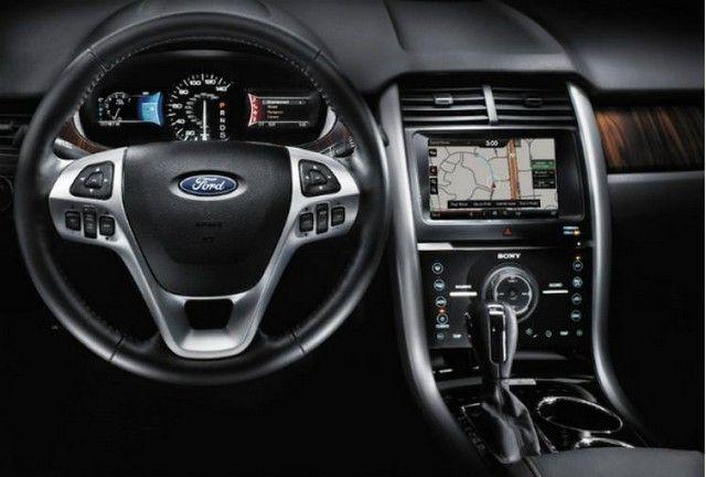Ford Edge Gas Mileage