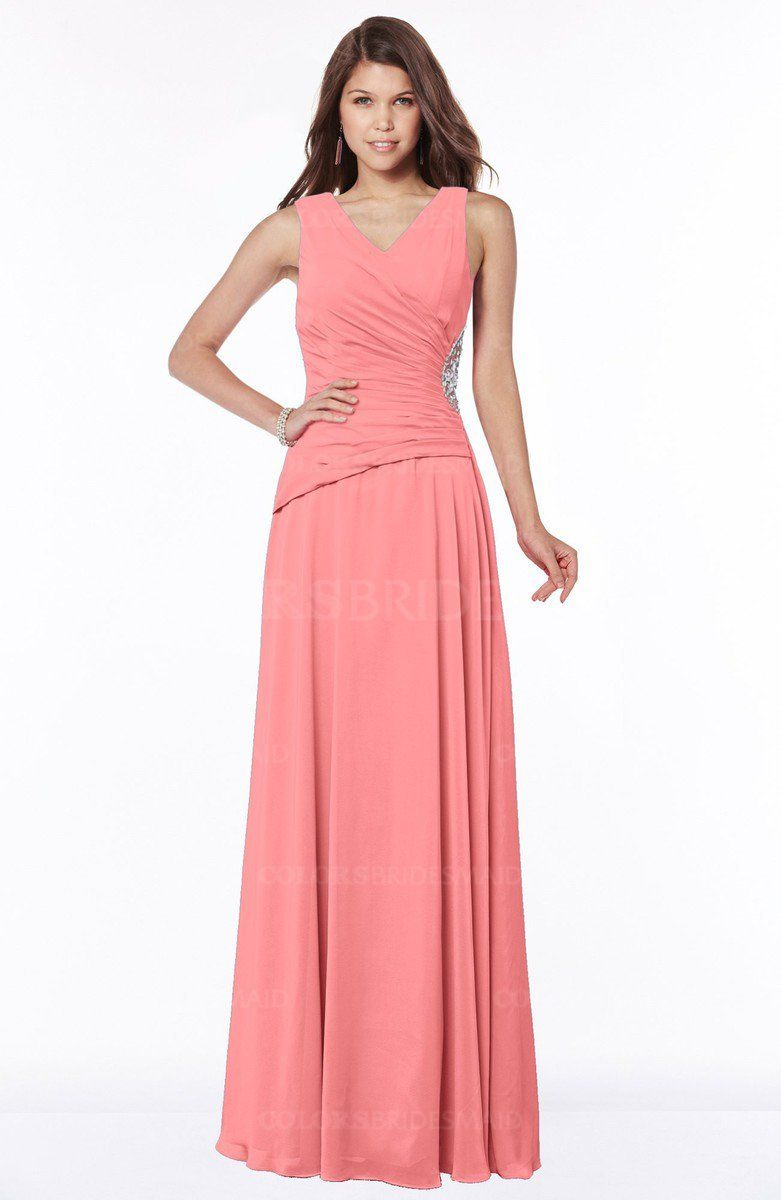 http://www.colorsbridesmaid.com/p/modest-a-line-sleeveless-zip-up ...