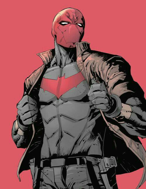Capucha Roja Comics De Batman Personajes De Dc Comics Comics