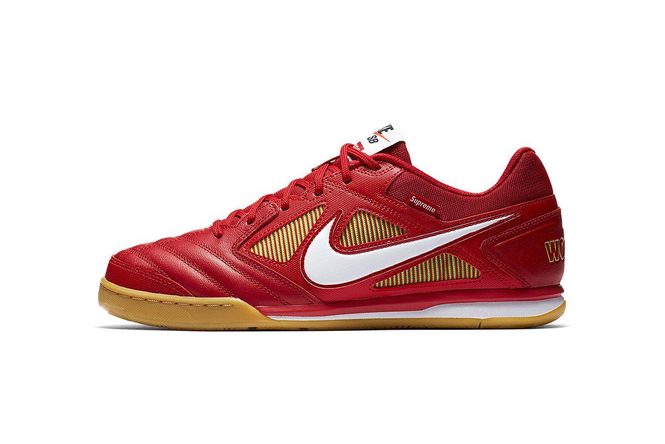 0be9ac9072522 The Supreme x Nike SB Gato Is Hitting SNKRS Next Week | shoes | Nike ...