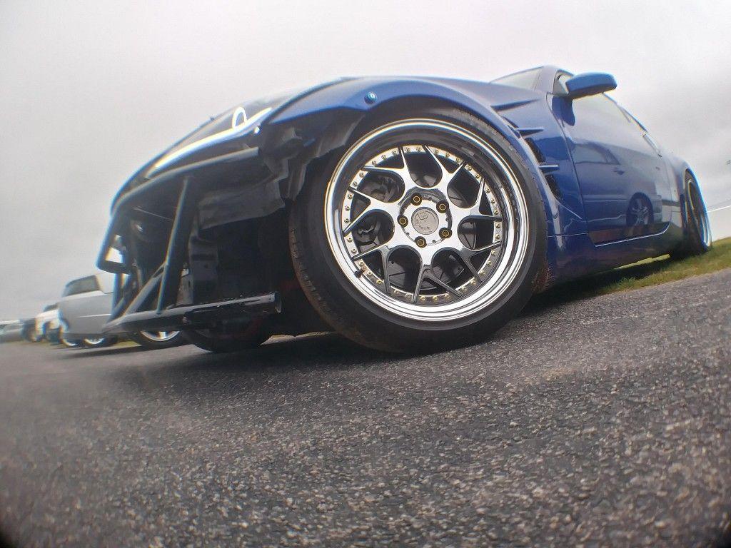 350z with aodhan wheels  ce90de72a8