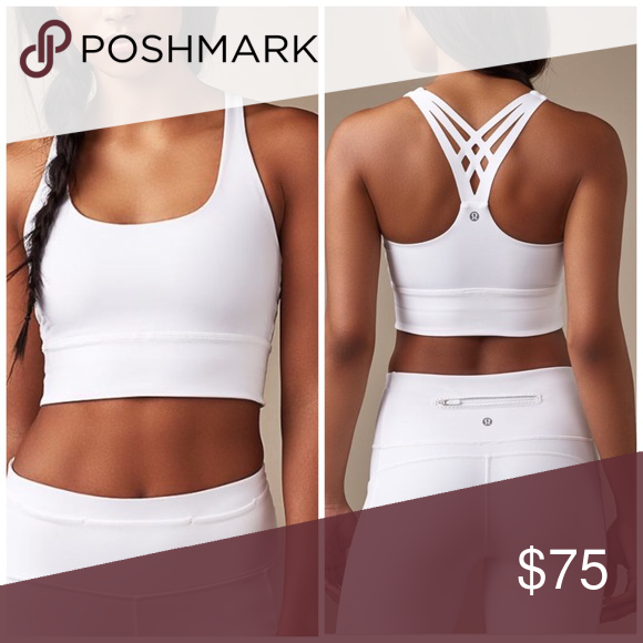 a8a8cd5a17 Mind Over Miles Bra Euc. Luxtreme. Sweat wicking 4 way stretch and  engineered to not shrink. Designed so straps stay in place. lululemon  athletica Other