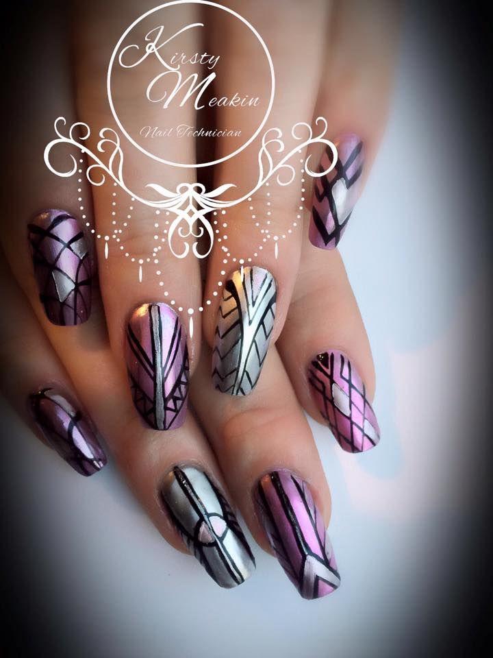 Kirsty Meakin Nail Art Naio Nails Naio Nails Pinterest