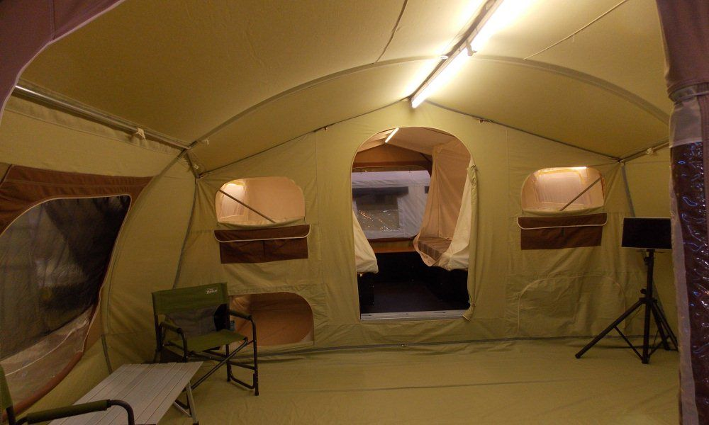 Trailer Tent Top Reasons To Consider One A standard trailer tent might not offer all the advantages of a five-star hotel. However the benefits of these for ... & Trailer Tent Top Reasons To Consider One A standard trailer tent ...