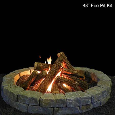 Fire Pit Ceramic Gas Log Set Fire Pit Logs Gas Firepit Outdoor