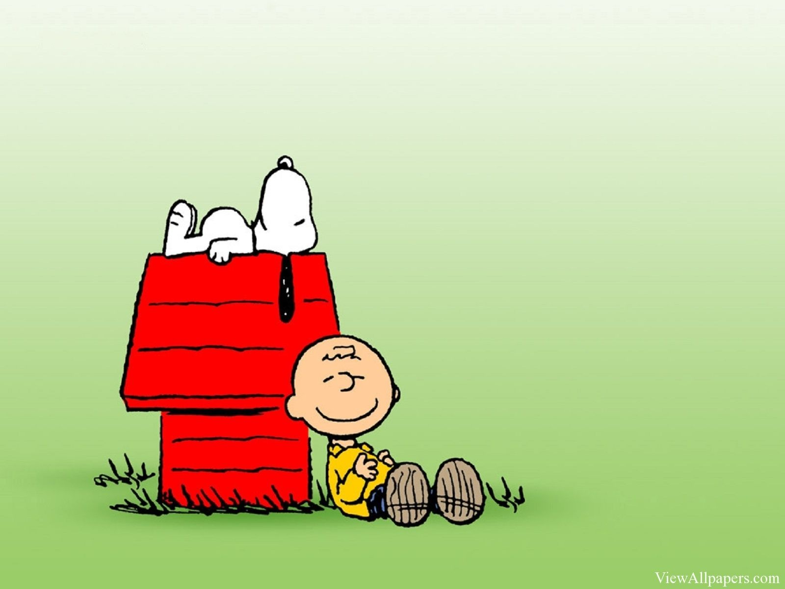 Charlie Brown and Snoopy High Resolution Wallpaper, Charlie Brown ...