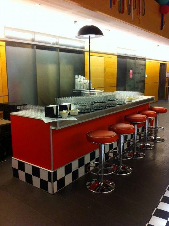 American Diner Bar 3m in 2019  Grease 2018  American