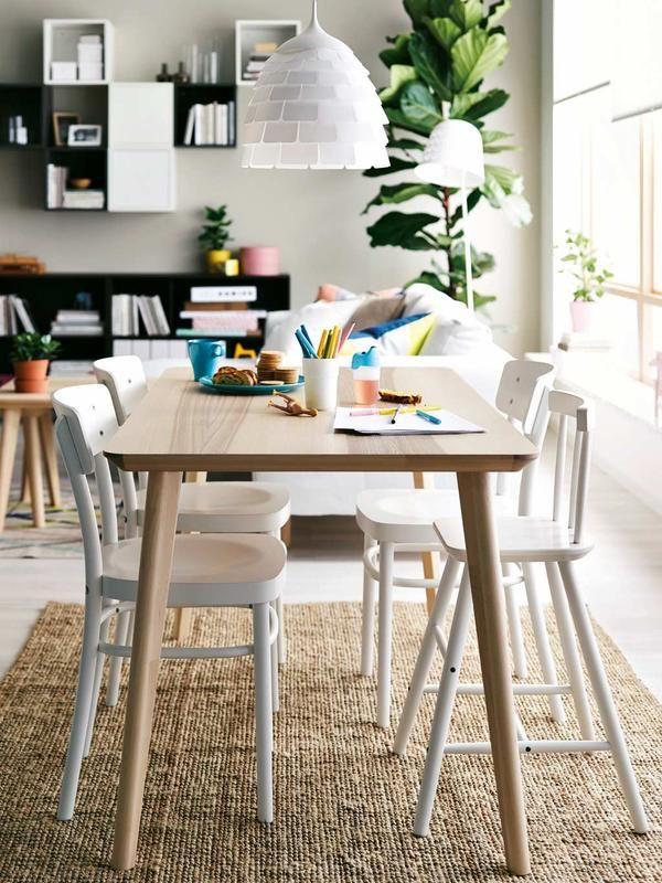 Cómo decorar el comedor en 2019 | Deco hogar | Mesa comedor ...