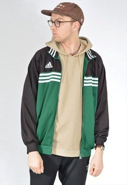 f5ea90b2c Vintage adidas jacket from Bloc Vintage.   90s Sportswear in 2019 ...