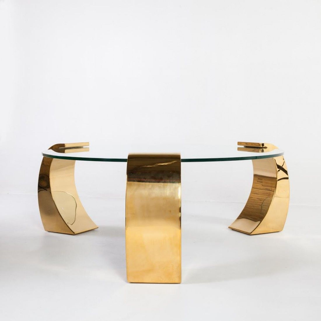 Gambino Coffee Table Gold Gold Coffee Table Coffee Table Central Table