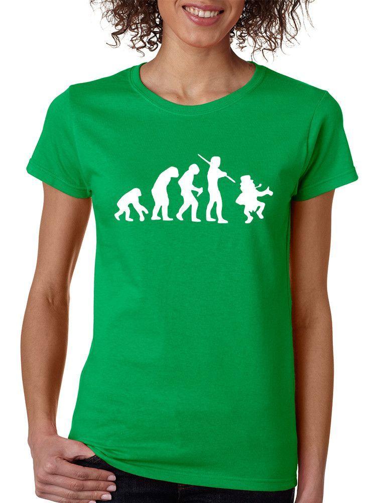 IRISH ACDC AC//DC St Patrick/'s Day Paddy/'s Pat/'s Parody Funny LADIES Tee Shirt