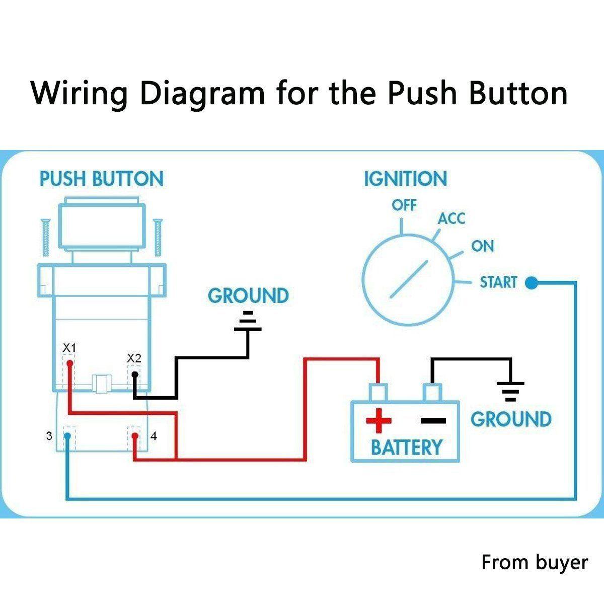 Amazon Com Ronben Carbon Fiber Race Car Ignition Accessory Engine Start Push Button Switch Panel Automotive Ignite Engineering Engine Start