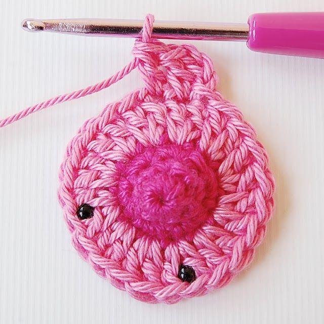 14 1 Double Crochet Into Next Stitch Dadas Place Teddy Bear