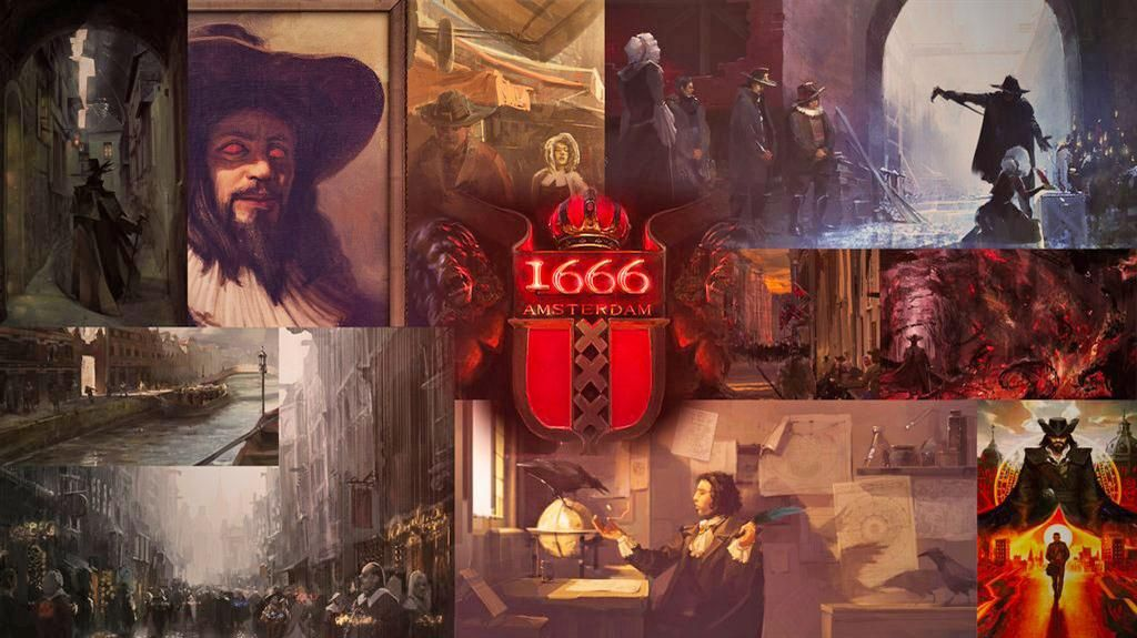 1666 Amsterdam Game System Requirements Can I Run 1666