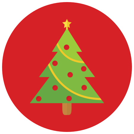 Christmas Tree Icon Free Download Png And Vector In 2020 Tree Icon Christmas Tree Icon