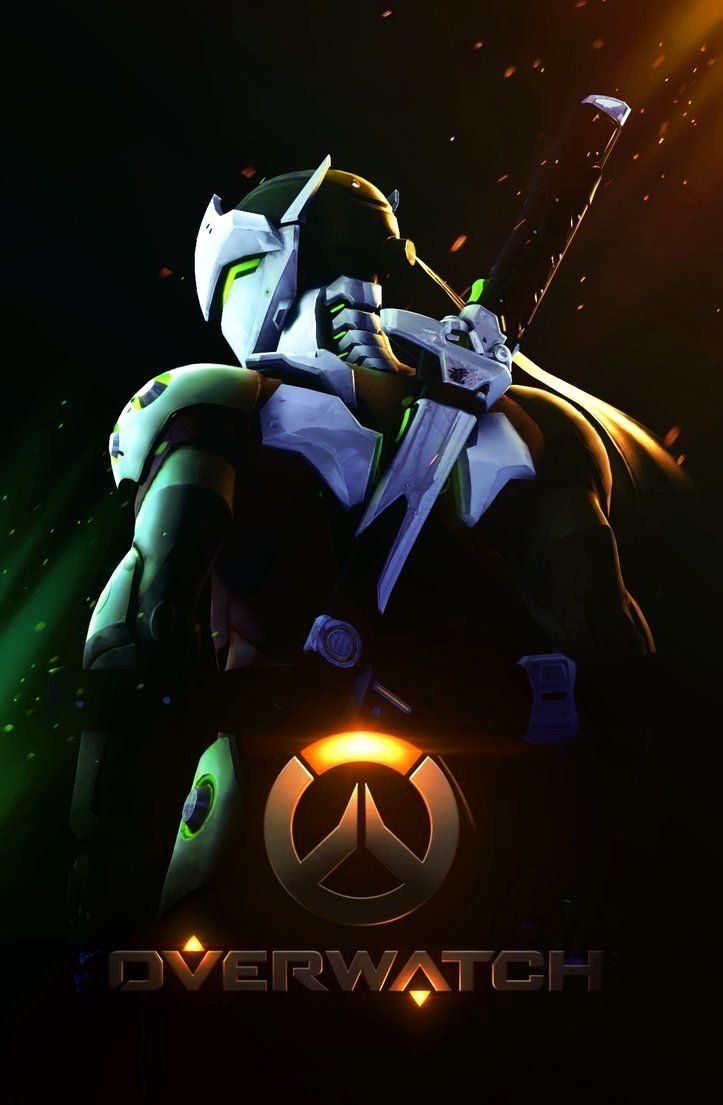 Overwatch Wallpaper 4k Iphone Gallery Overwatch Wallpapers Overwatch Genji Overwatch Comic