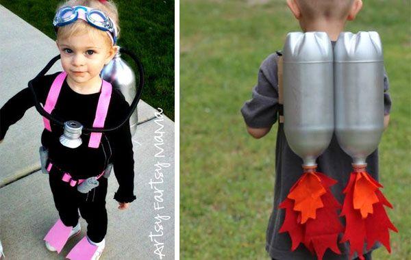 Disfraces caseros de Halloween para bebés Disfresses Pinterest - trajes de halloween para bebes
