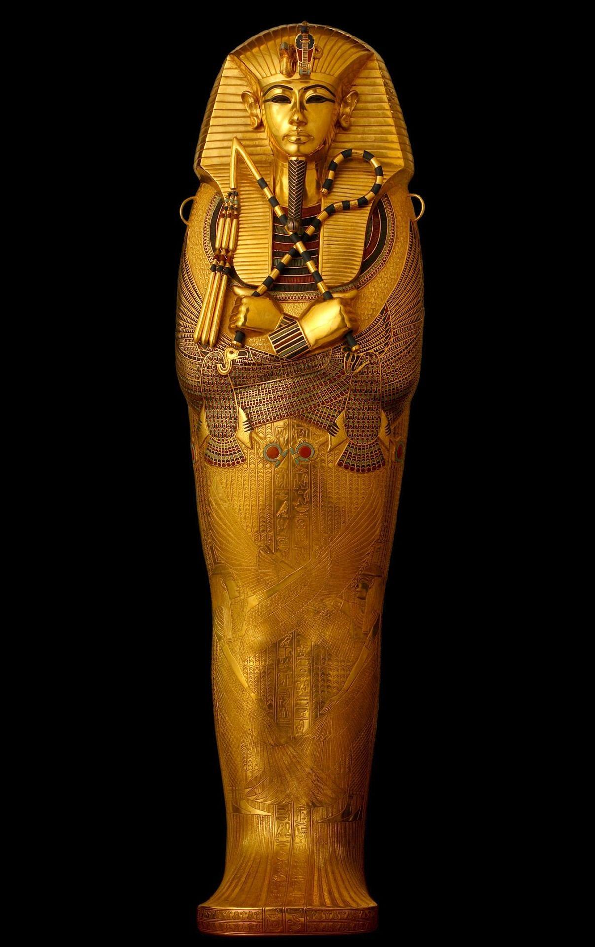 Das Grab Des Kindkonigs Tutanchamun Archaologie Antike Agyptische Kunst