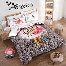 100% algodão jogo do fundamento impressão dos desenhos animados roupa de cama do bebê crianças crianças roupas de cama rainha do rei gêmeo capa de edredão conjunto completo(China (Mainland))