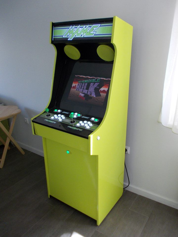 arcade cabinet builders cabinets matttroy. Black Bedroom Furniture Sets. Home Design Ideas