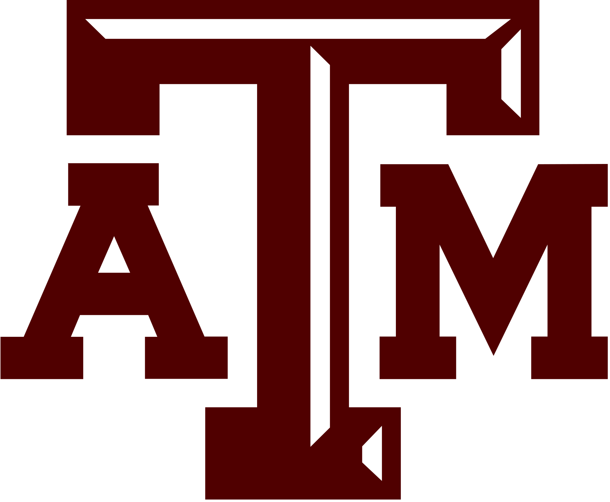 Color printing tamu - File Texas A M University Atm Logo Svg Wikimedia Commons