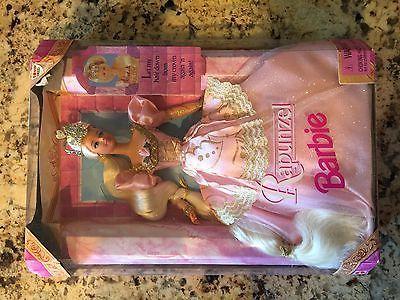 NIB Rapunzel Barbie (Mattel 1997) https://t.co/OTn0ogeVo6 https://t.co/lCaWKRn7Q2