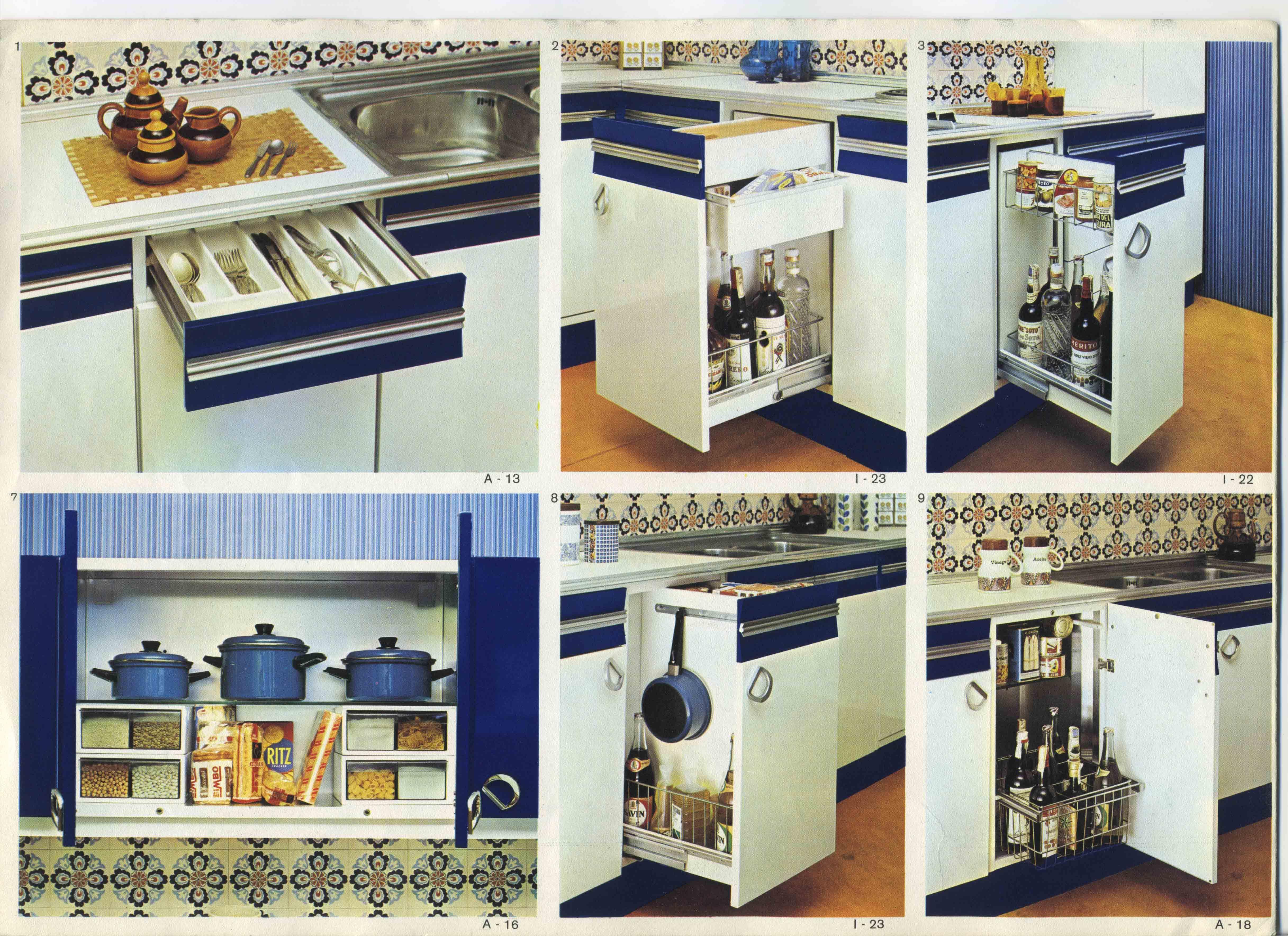 Modelo europa duraluminio madrid muebles de cocina aries for Europa muebles